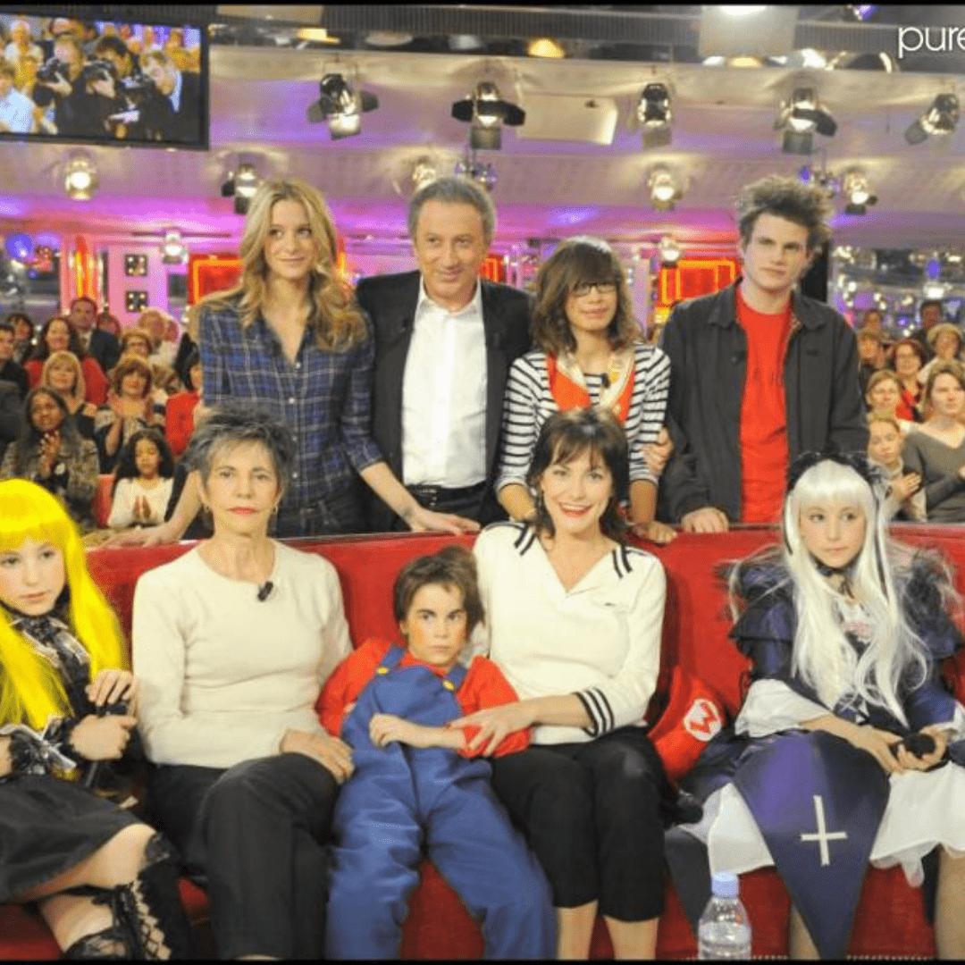 Lio, Chanteuse, Famille nombreuse, Famille recomposée, Grossesses multiples