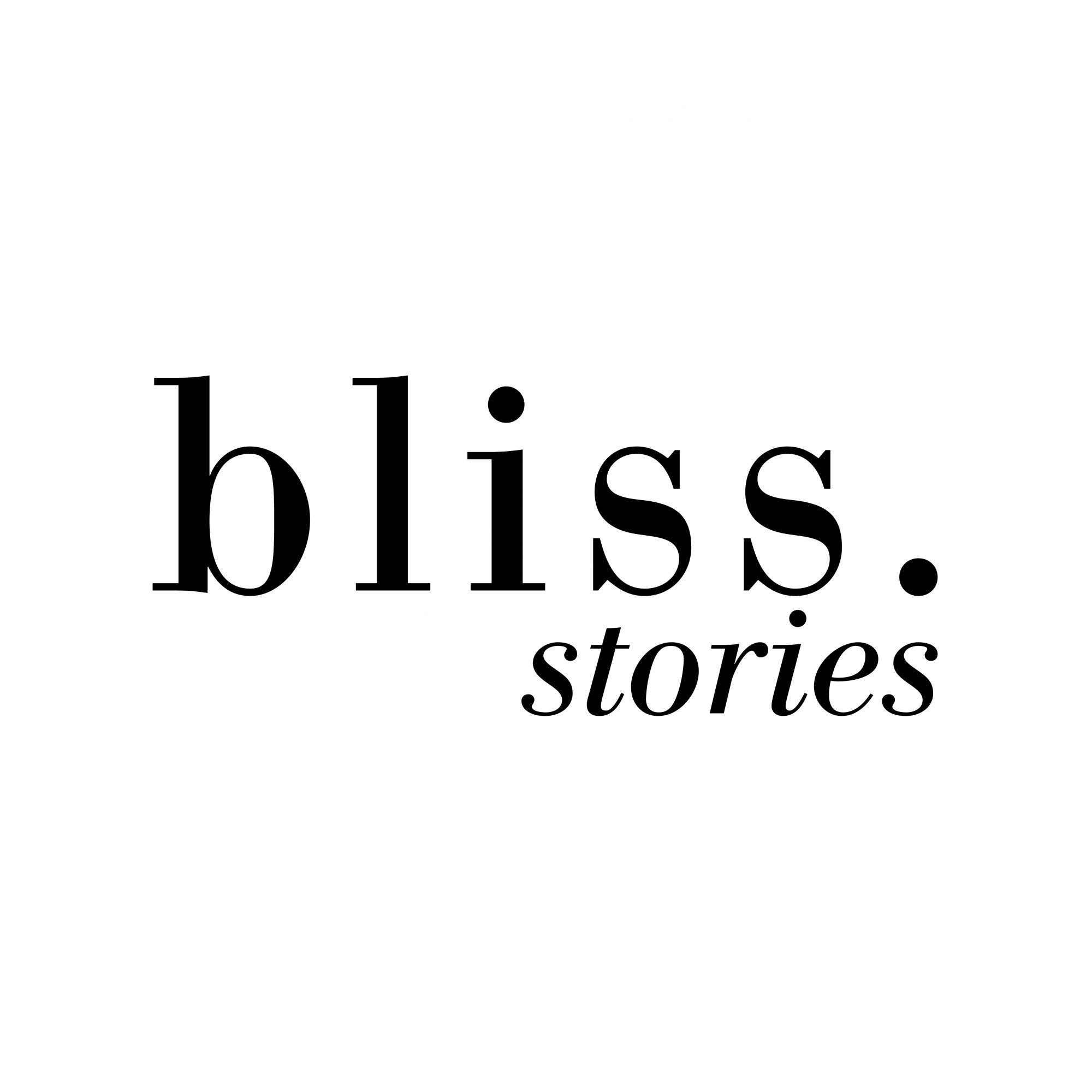 Logo Bliss Stories