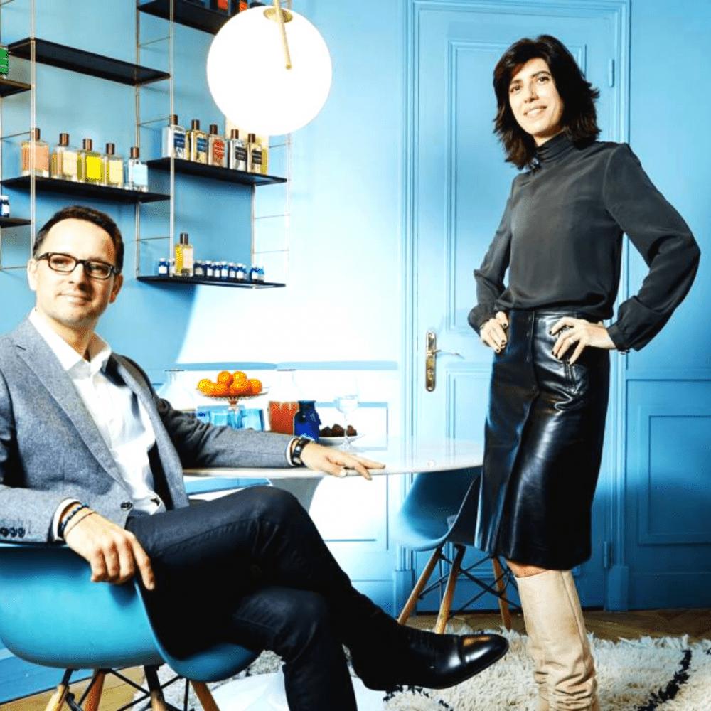 Sylvie Ganter, Couple Entrepreneur
