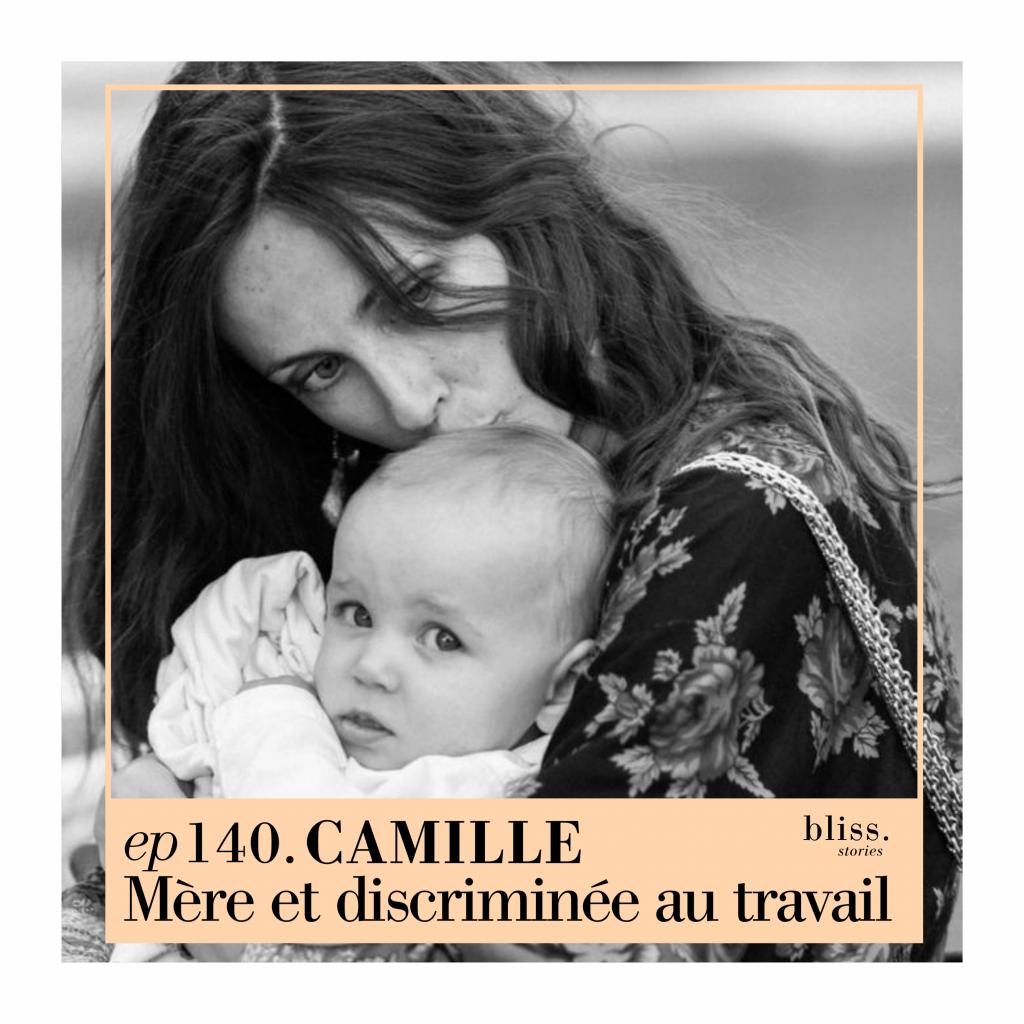 Camille, mère et discriminée au travail